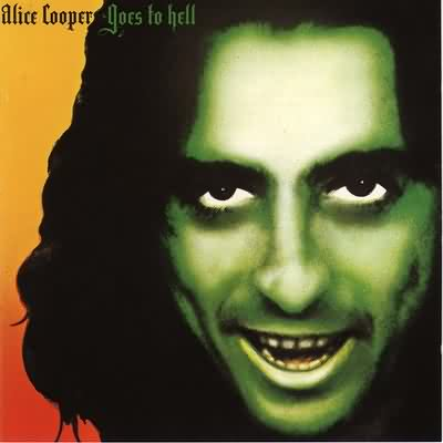 Alice Cooper Goes To Hell - 1976