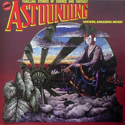 Astounding Sounds, Amazing Music - 1976